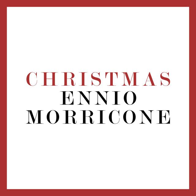 Christmas Ennio Morricone Albumcover