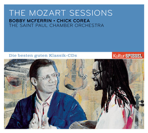 The Mozart Sessions album