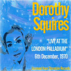 """Live At The London Palladium"" 6th December, 1970 album"