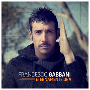 Francesco Gabbani Eternamente ora cover