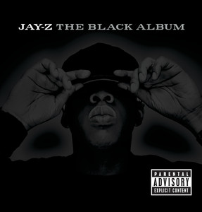 The Black Album Albumcover