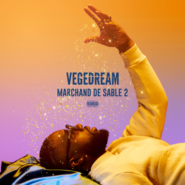 Album cover for Marchand de sable 2 by Vegedream