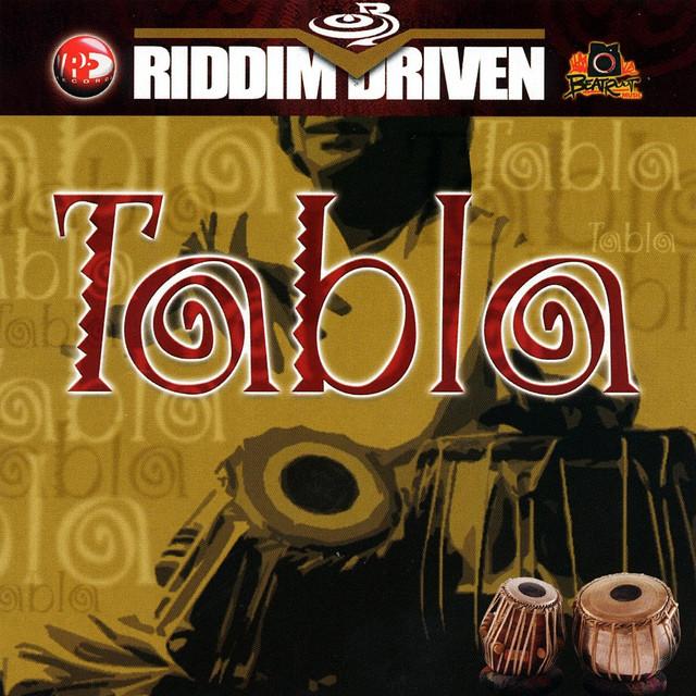 Sly & Robbie Riddim Driven Tabla album cover
