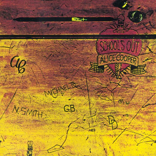 School's Out album cover