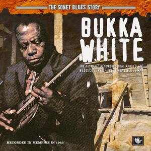 Bukka White Aberdeen Mississippi Blues cover