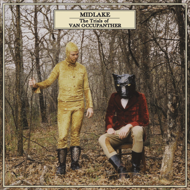 Midlake The Trials of Van Occupanther album cover