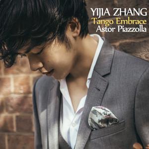 Astor Piazzolla, Yijia Zhang Oblivion cover