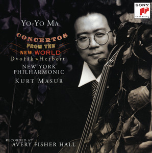 Concertos for the New World (Remastered) Albumcover
