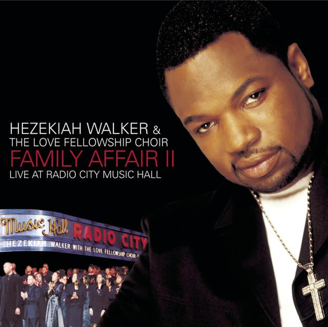 Family Affair II - Live At Radio City Music Hall