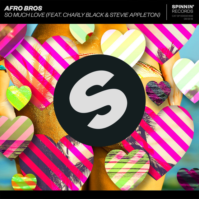 So Much Love (feat. Charly Black & Stevie Appleton)