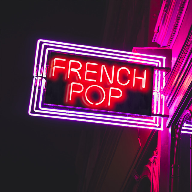 Album cover for French Pop by Various Artists