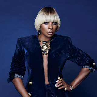 Mary J. Blige  Blackstreet Love Is All We Need cover
