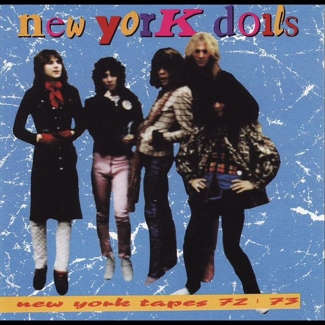 New York Tapes 72-73