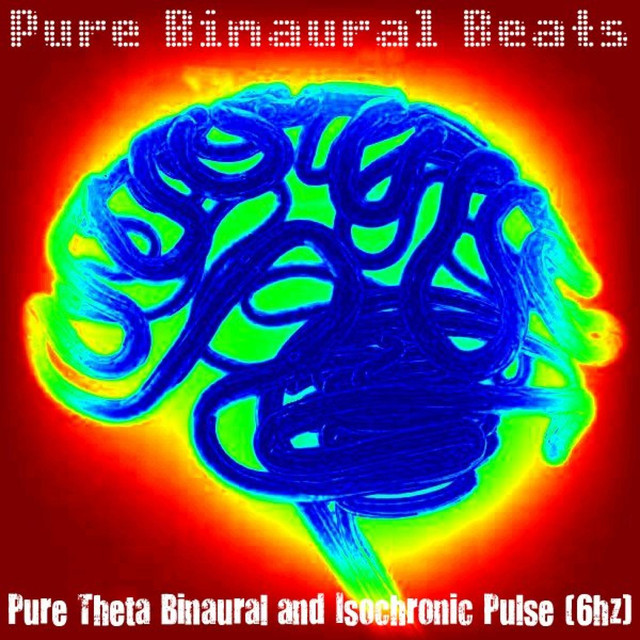 Pure Theta Binaural and Isochronic Pulse (6hz) by Pure