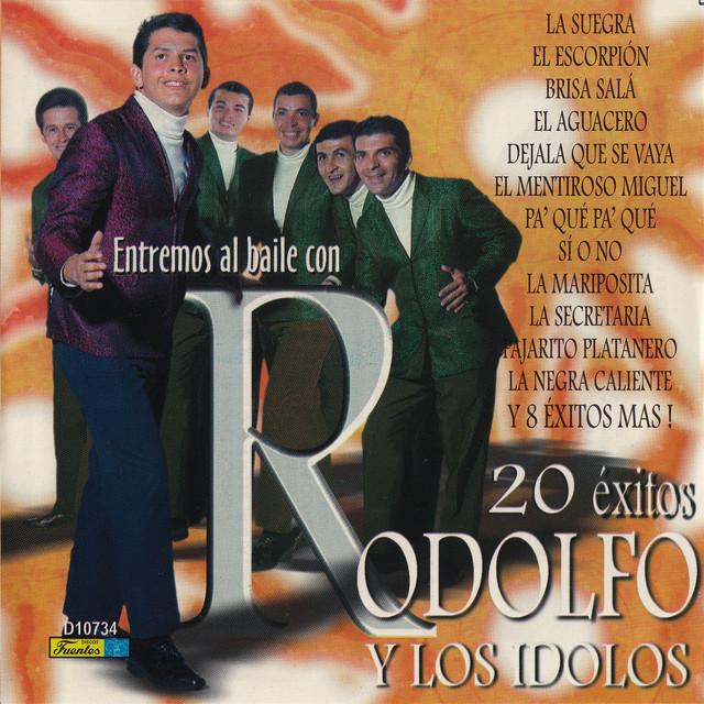 Entremos al Baile Con Rodolfo y los Idolos