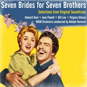 Seven Brides for Seven Brothers  - Jane Powell
