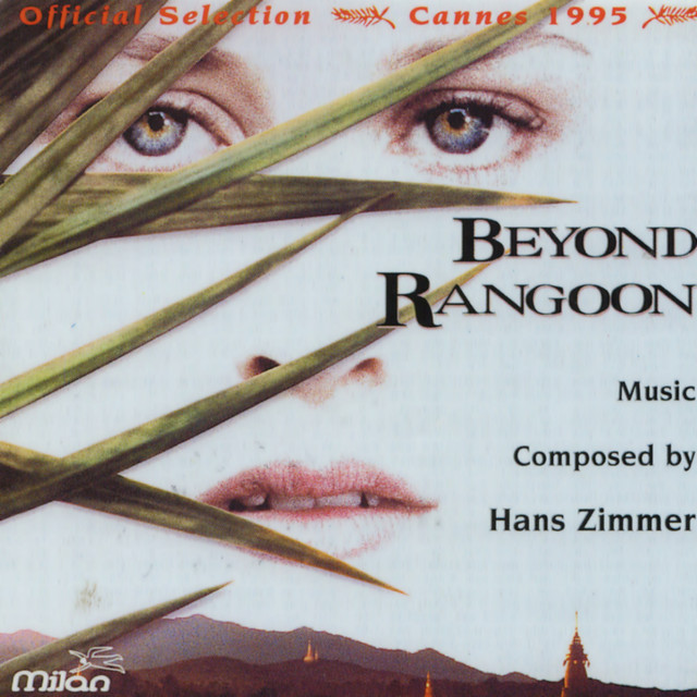 Beyond Rangoon (Original Motion Picture Soundrack) Albumcover