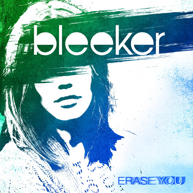 Album cover for Erase You by Bleeker