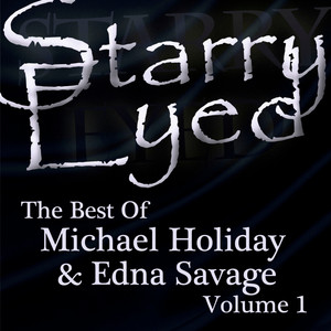 Michael Holliday, Edna Savage Starry Eyed cover