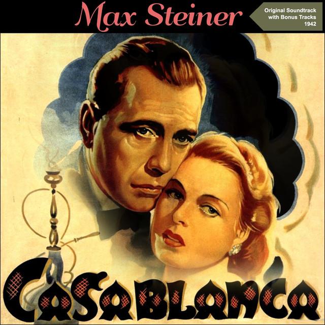 Max Steiner, Dooley Wilson Casablanca (Original Soundtrack 1942) album cover