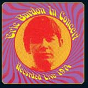 Eric Burdon Live 17th October 1974 album