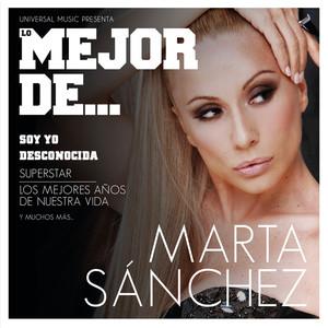Marta Sánchez Amor perdido cover
