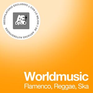 """AutoEditados """"Worldmusic, Flamenco, Reggae, Ska"""" - PEDRO DE MINGO"""