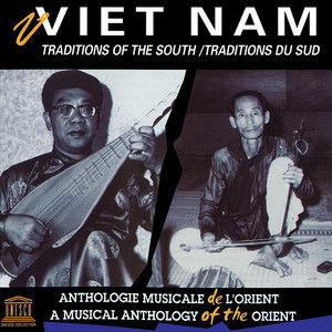 Viet Nam: Traditions of the South Albumcover