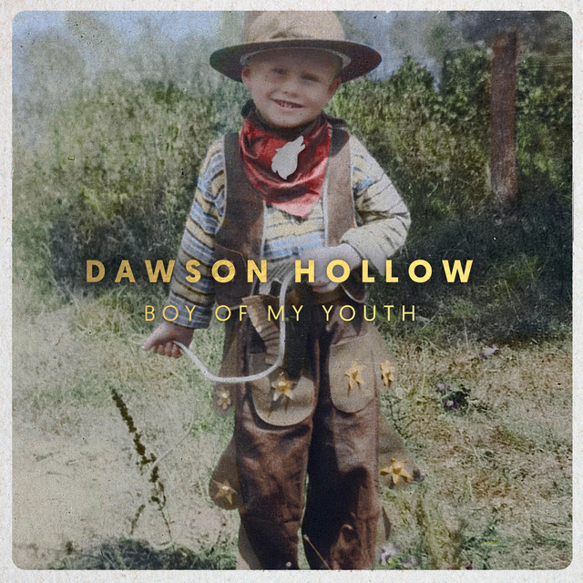 Album cover for Boy of My Youth by Dawson Hollow