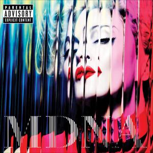 MDNA Albumcover