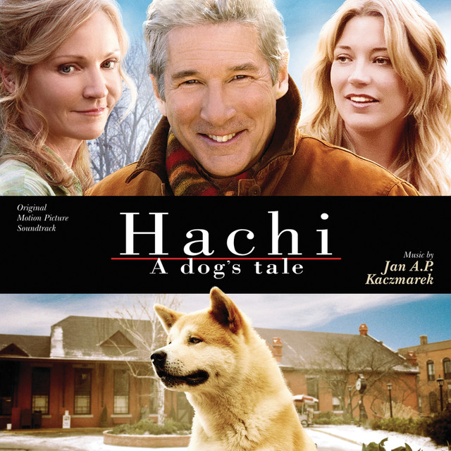 Hachi: A Dog's Tale (Original Motion Picture Soundtrack) Albumcover