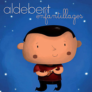 Aldebert Pépette cover