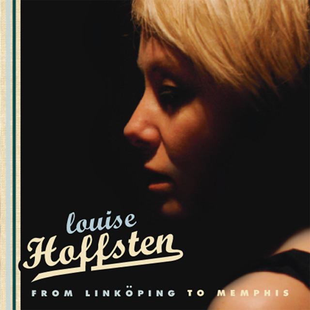 Skivomslag för Louise Hoffsten: From Linköping To Memphis