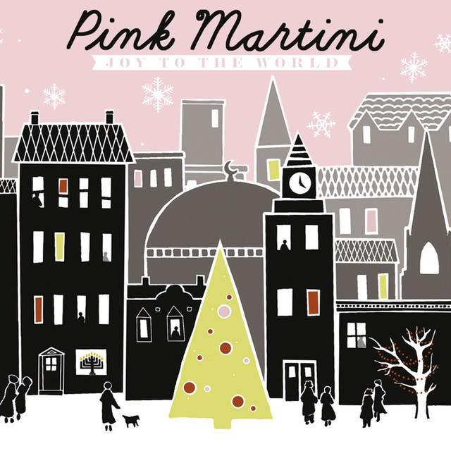 Pink Martini Joy to the World album cover
