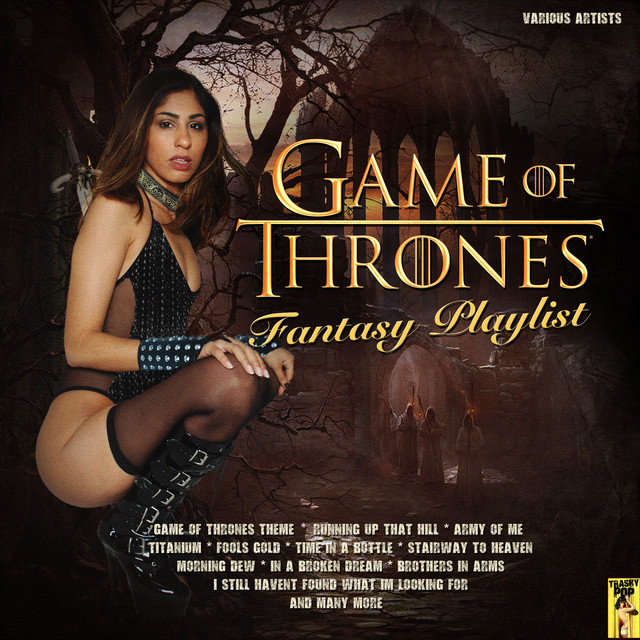 The Game Of Thrones Fantasy Playlist by Various Artists on