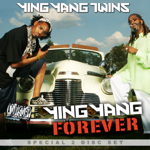 Ying Yang FOREVER Albumcover