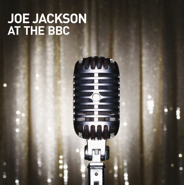 Live At The BBC Albumcover