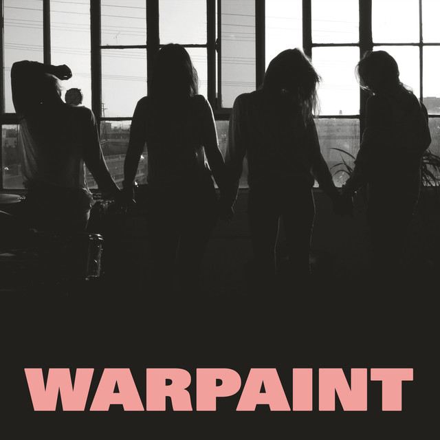 Album cover for Heads Up by Warpaint