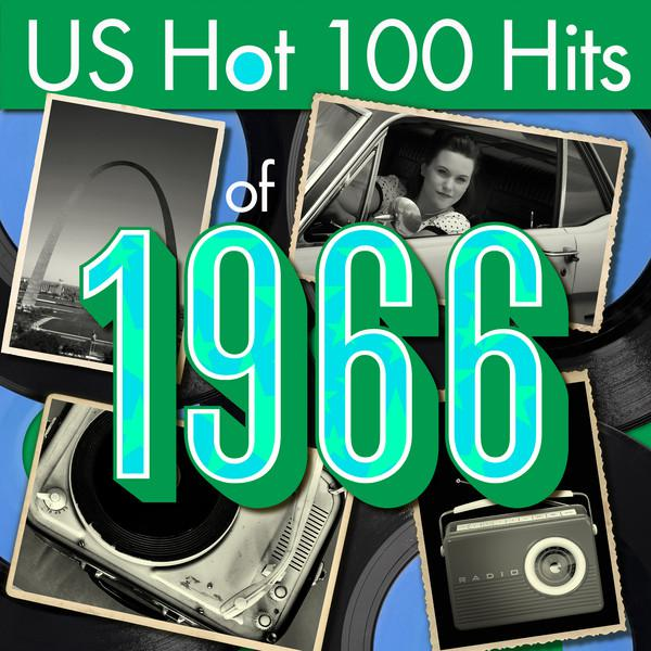 Various Artists US Hot 100 Hits of 1966 album cover