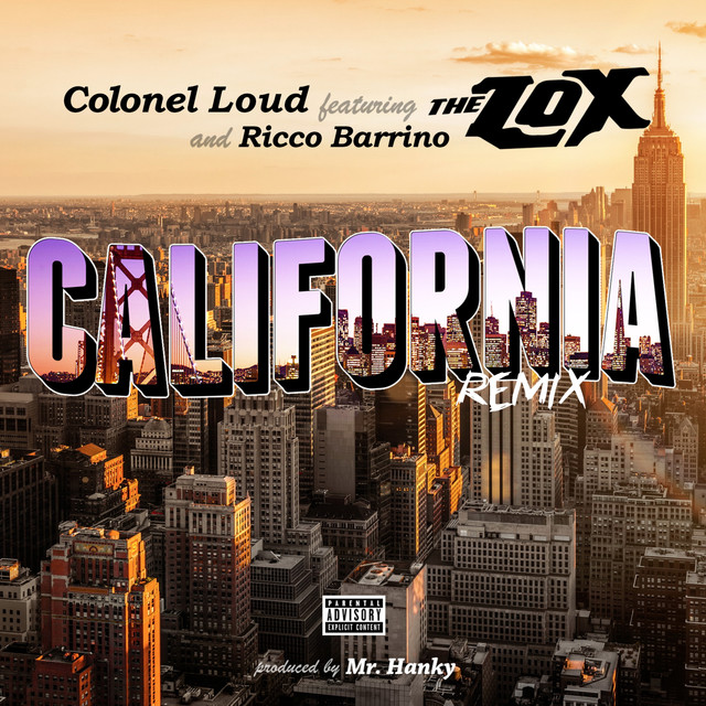 California (Remix) [feat. The LOX & Ricco Barrino] - Single
