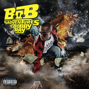 B.o.B Presents: The Adventures of Bobby Ray Albumcover
