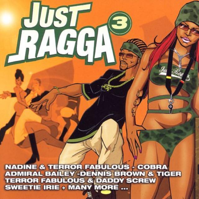 Various Artists Just Ragga, Vol. 3 album cover