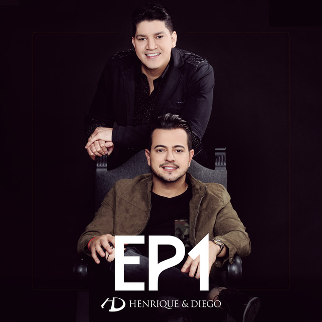 Album cover for EP 1 by Henrique & Diego