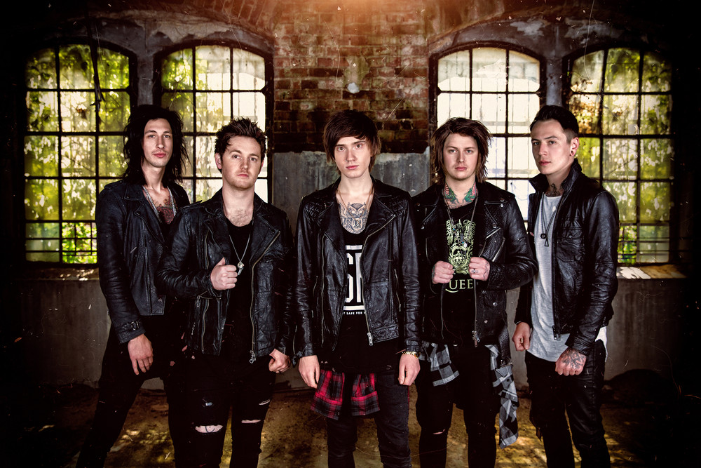 Asking Alexandria tickets and 2018  tour dates