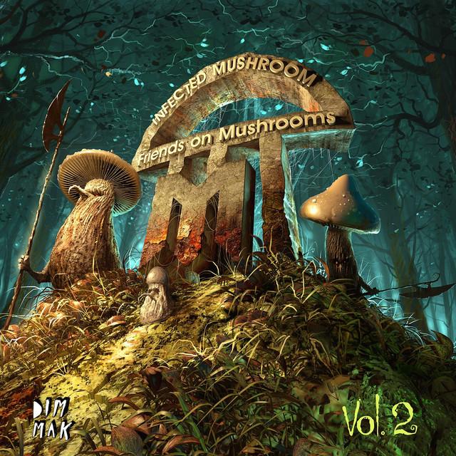 Friends on Mushrooms, Vol. 2