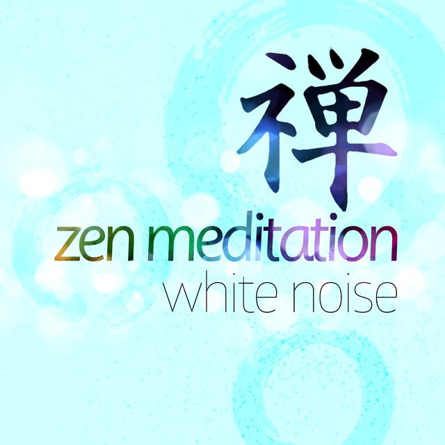 Zen Meditation: White Noise Albumcover