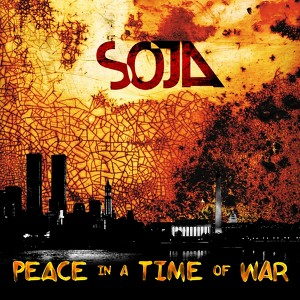 Peace In A Time Of War Albumcover