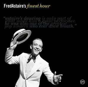 Fred Astaire Something's Gotta Give cover