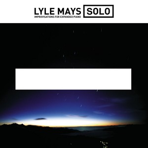 Solo Improvisations For Expanded Piano Albumcover