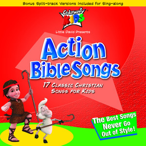 Action Bible Songs - Cedarmont Kids